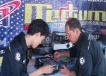 service projector 13