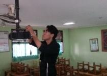 service projector 3