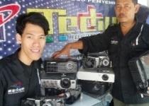 service projector 6