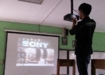 service projector 8