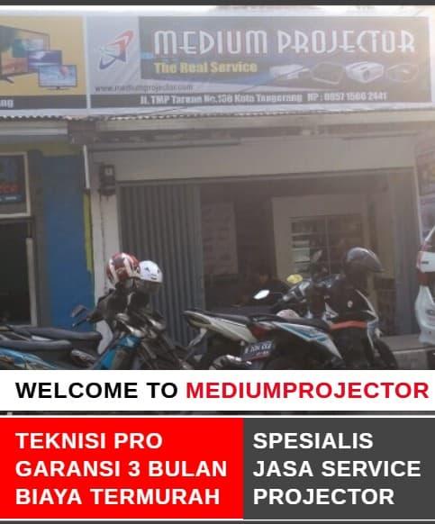 service projector tangerang, tempat service proyektor tangerang