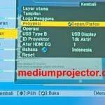 cara setting projector infocus terbalik_gambar4